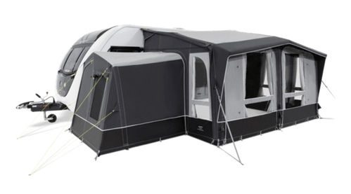 Kampa Ace Air 400 All Season -Anbau-